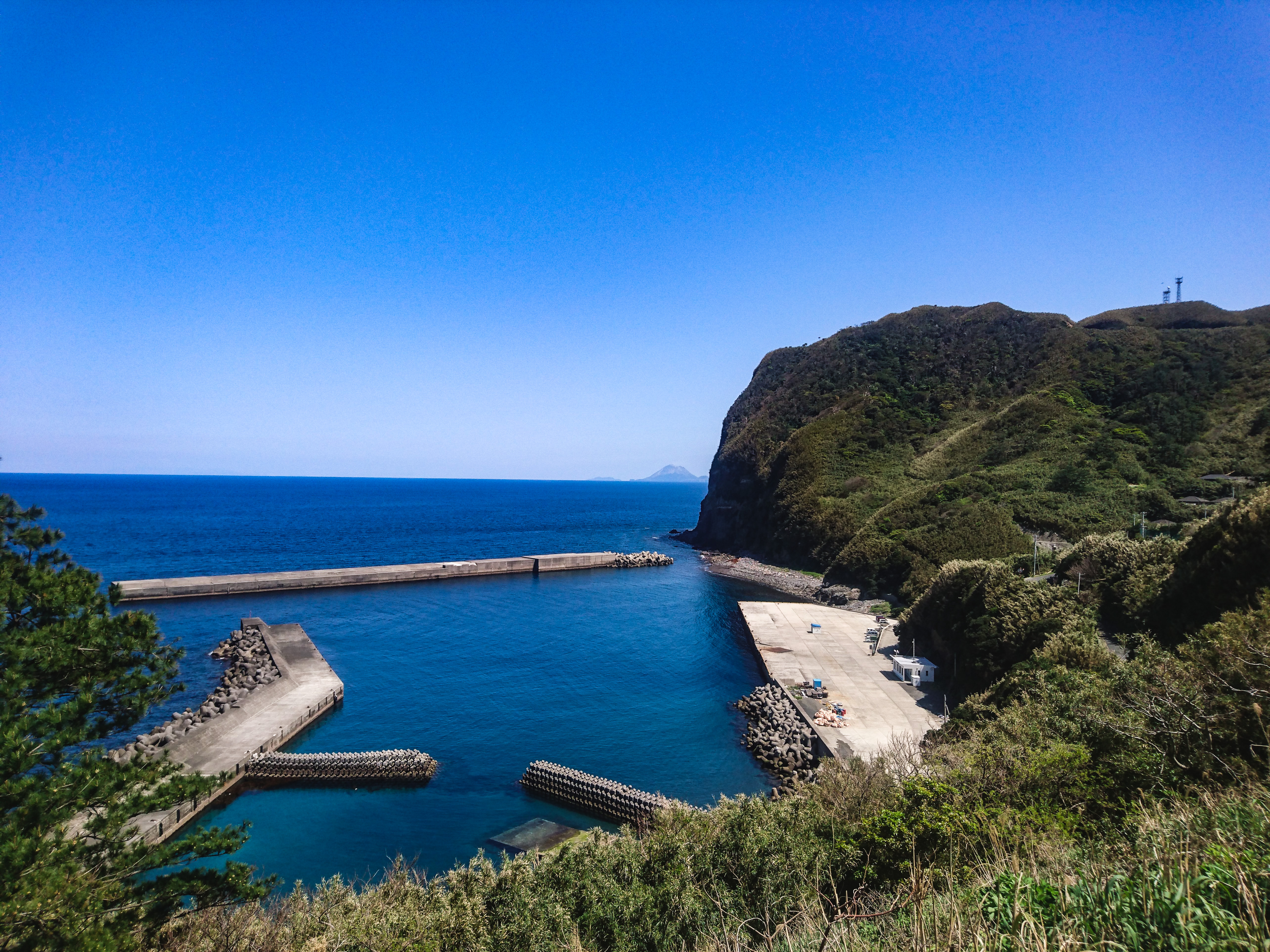三島村自然